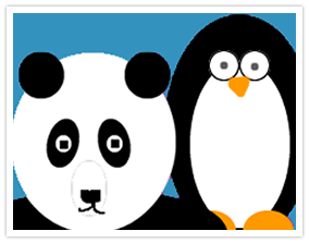 Penguin and Panda Algorithm Zeald Website Consultation