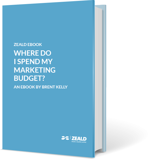 where do i spend my marketing budget ebook