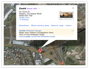 Learn how Google Places improve SEO with Zeald