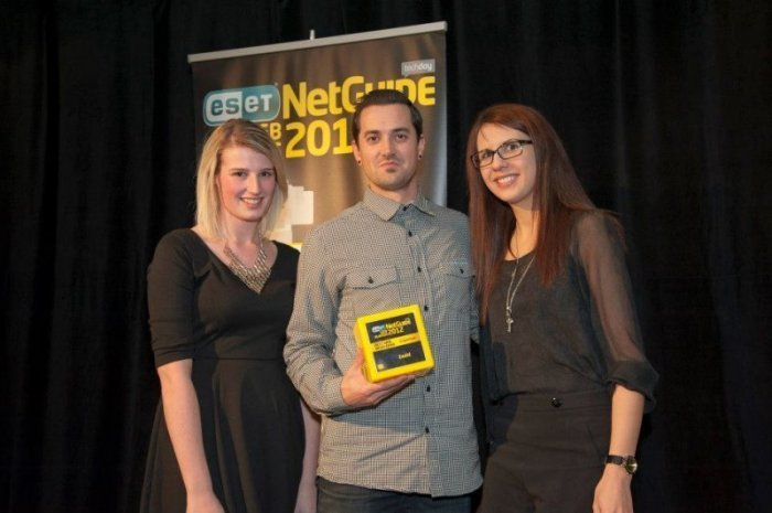 Zeald Netguide Web Award Winner 2012 Marketing Team