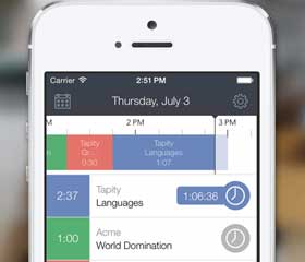 App of the month: Hours Time Tracking by Tapity, Inc.