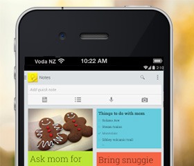 App of the month: Google Keep